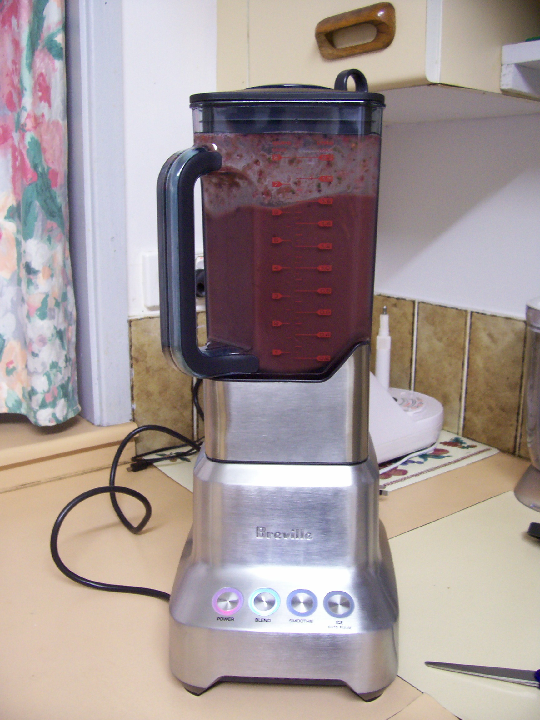 An Aussie Blender Alternative: Breville Professional Die Cast Blender (Finding the Right Blender for the Job: Green Smoothies)