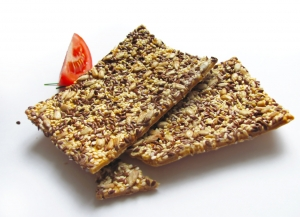 Cracking for Flax Crackers