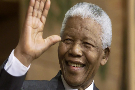 Nelson Mandela – Compelled To Make A Difference