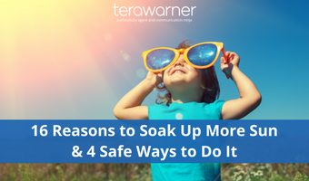 16 Reasons to Soak Up More Sun and 4 Safe Ways to Do It