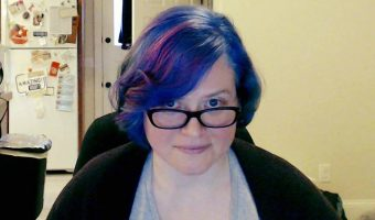 How This Previously Depressed Purple-Haired Woman Got Her Awesome Life Back!