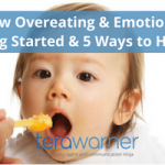 How Overeating & Emotional Eating Started & 5 Ways to Heal It