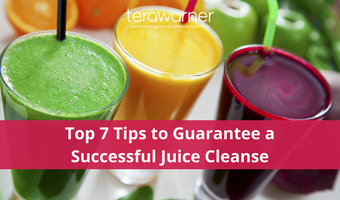 Top 7 Tips to Guarantee a Successful Juice Cleanse